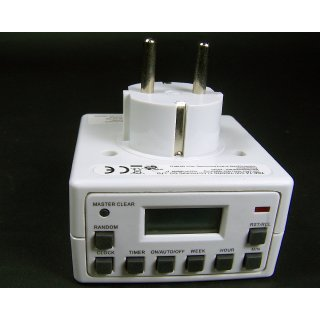 Digital Clock-timer DSU-Compact, 3500W