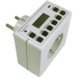 "Digital Clock-timer ""DSU-Compact"", 3500W"
