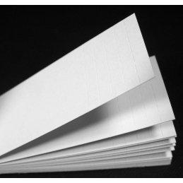 UDOPEA Filtertips mit Perforation, breit, 40 Blatt, 60 x 25mm