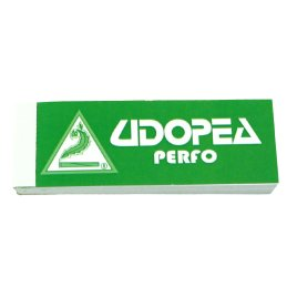 UDOPEA Filtertips mit Perforation, schmal, 40 Blatt, 60 x...