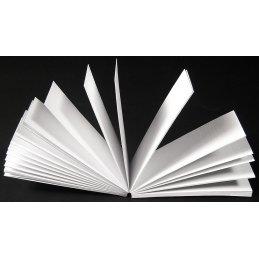 UDOPEA Filtertips mit Perforation, schmal, 40 Blatt, 60 x 20mm