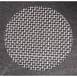 Black Leaf Pfeifensiebe aus Stahl, Ø 20mm 5...
