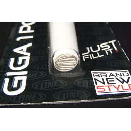 Cones Giga paper sleeve, length approx. 28cm
