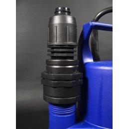 """Anschlußstück für Bewässerungsschlauch 20mm 3/4"""" Außengew."""