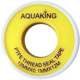 Aquaking Teflonband, 12m-Rolle