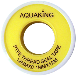 Aquaking Thread seal tape, 12 meters