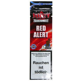 Juicy Blunt, Red Alert, 2 pieces