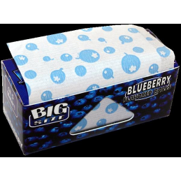 Juicy Jay\'s Rolls Blueberry, King Size Rolle 54mm x 5m