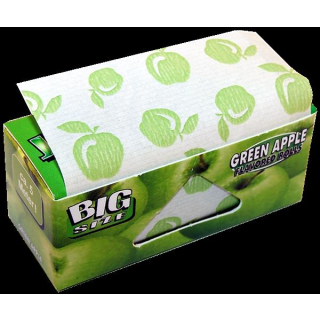 Juicy Jays Rolls Green Apple, King Size Rolle 54mm x 5m