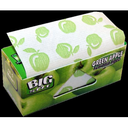 Juicy Jay\'s Rolls Green Apple, King Size Rolle 54mm x 5m