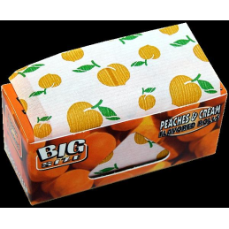 Juicy Jay\'s Rolls Peaches & Cream, King Size Rolle...