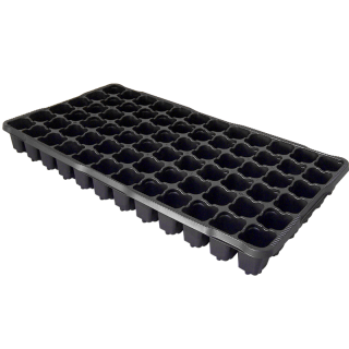 Professional plant-tray for soil, 53 x 25 x 4,5 cm