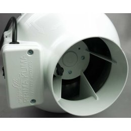 Prima Klima radial tube fan PK125-2, two-speed...