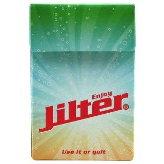 Jilter, Filterhülsen zum Filter Selbstdrehen