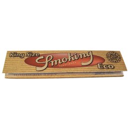 SMOKING ECO, King Size, 33 Blatt 107 x 44mm