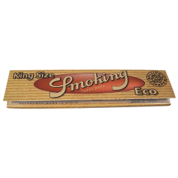 SMOKING ECO, King Size Slim 108 x 44mm 33 Blatt
