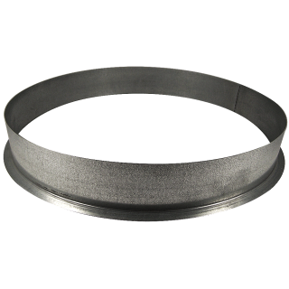 Wall flange made of metal, Ø 40cm