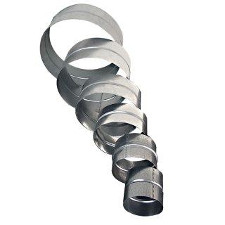 Interim pieces, metal, Ø 12cm