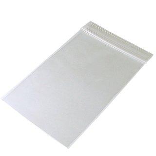 Druckverschlussbeutel 70mm x 100mm, 50µ, ohne Druck, 100 Stück/Päckchen (K)