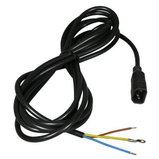 Remotekabel m/PC-Stecker, 3x1,5mm² Länge 4m