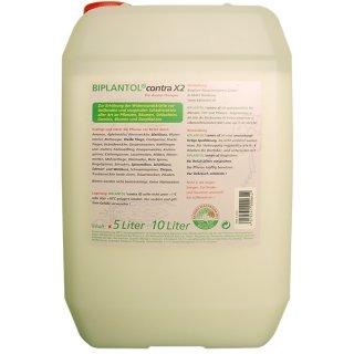 Biplantol contra X, spray solution, 5litres