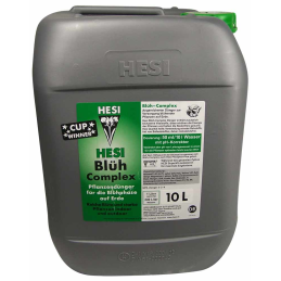 HESI Bloom Complex, 10ltr. bloom fertilizer for soil