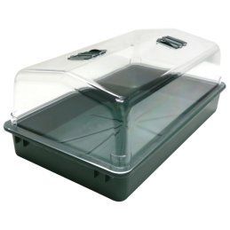 Indoor plant propagator, with ventilation flaps, 55 x 31...