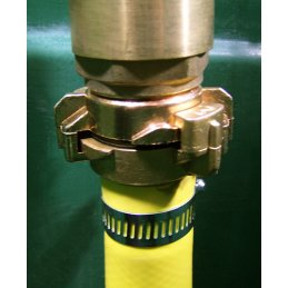 Quik thread coupling with male thread, Ø 33.3mm