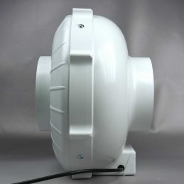 Prima Klima radial tube fan PK160-L, 1-Speed 800m³/h, Ø 160mm