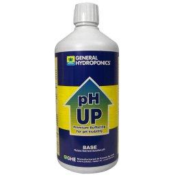 GHE pH Up, 1 liter pH regulator