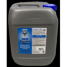 HESI phosphorus plus, 10Ltr. final bloom fertilizer for soil