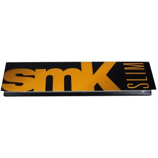 SMOKING SMK, King Size Slim 108 x 44mm 32 Blatt