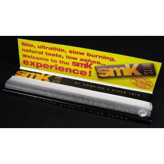 Smoking SMK papers, King Size, Slim, 105 x 44mm