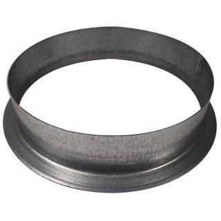 Mauerflansch aus Metall, Ø 160mm