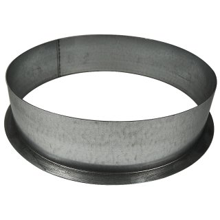 Wall flange made of metal, Ø 20cm