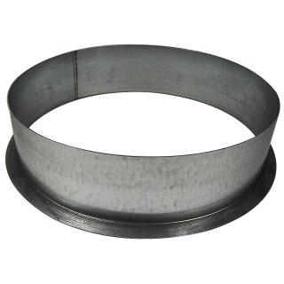 Mauerflansch aus Metall, Ø 200mm