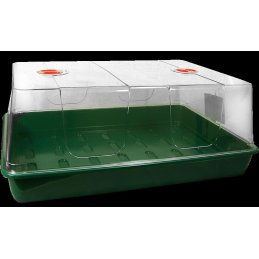 Propagator XL High Dome, ca. 58 x 40 x 22,5cm