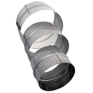 Steckverbindung aus Metall, Ø 315mm