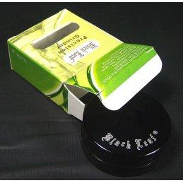 Black Leaf Alu-Grinder, 2 parts, with magnet