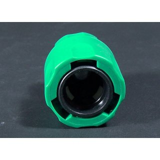 PVC Quick connector for 1.27cm (1/2) water hose