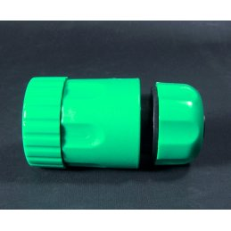 """PVC Quick connector for 1.27cm (1/2"""") water hose"""