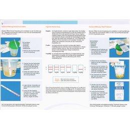 Urine-Test Amphetamine sensitive 300ng/ml