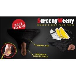 Screeny Weeny Set - Black, beschnitten - von CleanUrin