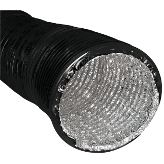 Air hose, � 315mm, plastic-alu-composit, price per meter