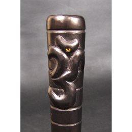 "Ton-Chillum ""Om Shiva"", Länge: ca. 160mm"
