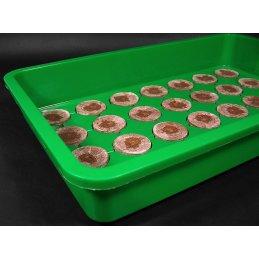 Jiffy peat soaking pellets, Ø ca. 35mm