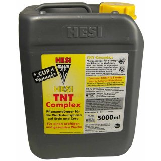 HESI TNT complex, 5Ltr. growth fertilizer for soil