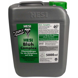 HESI Bloom Complex, 5ltr. bloom fertilizer for soil