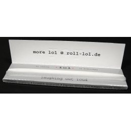 LOL, King Size Slim 108 x 44mm 32 Blatt