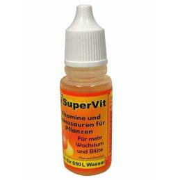 HESI SuperVit, 10ml Pflanzenstimulator, Tropffläschchen